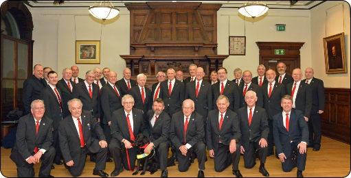 K Shoes Male Voice Choir